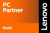 Logo Lenovo Gold-Partner